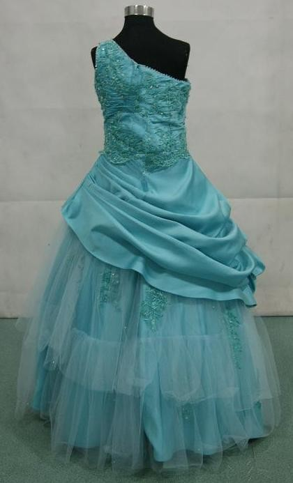 girls pageant dress