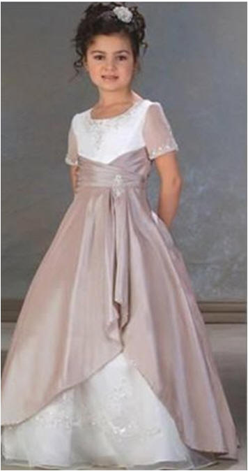 save $50 flower girl dress