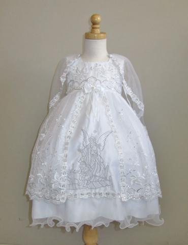 angel baptism dresses
