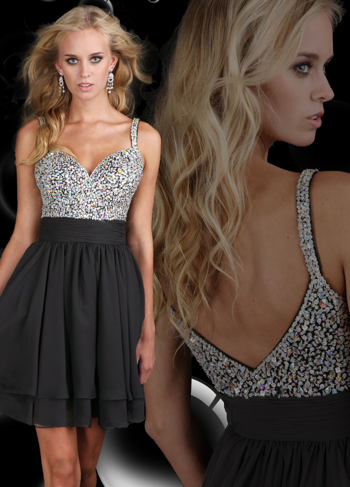 Best short prom dresses 2012