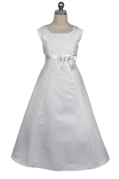 girls white dress sale