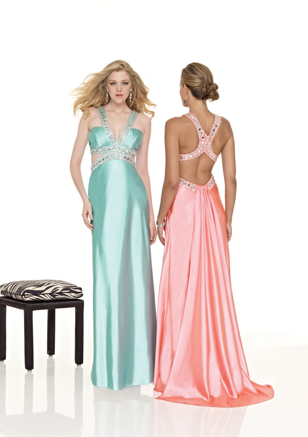sexy evening gowns