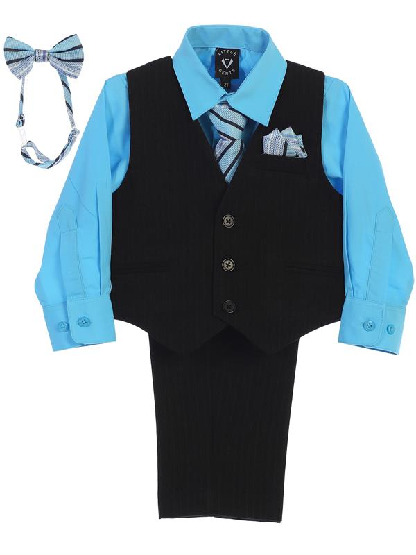 aqua boys vest and pants set