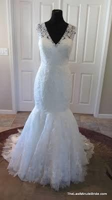 brides dress to match