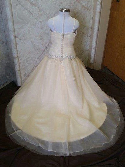 12 month infant wedding gown