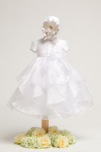 cheap baptism gown