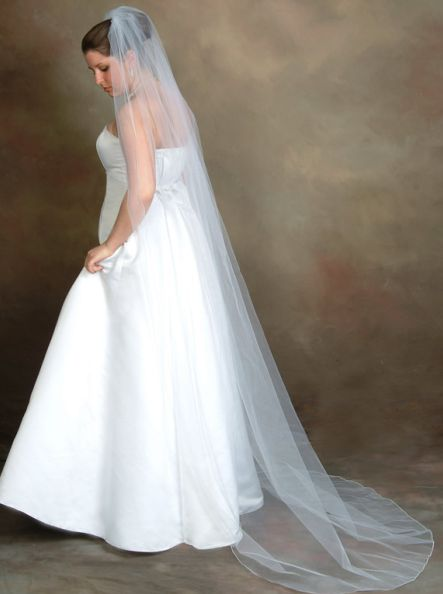 discount bridal veils