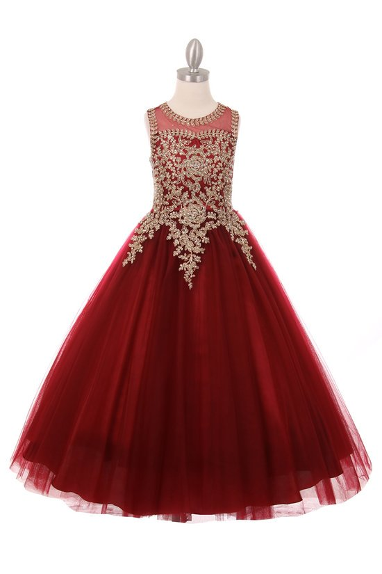 girls burgundy lace christmas dresses