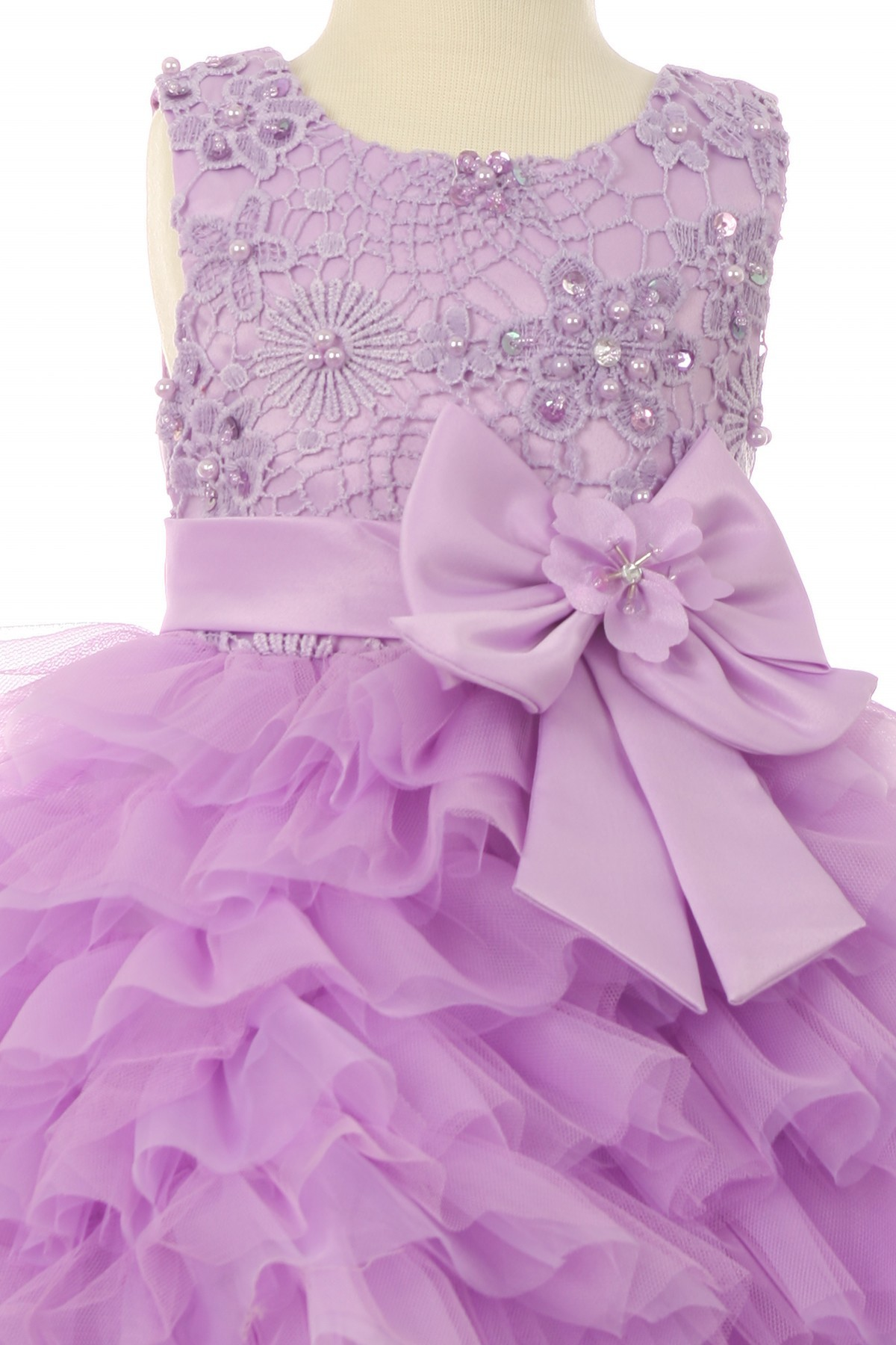 baby girl ruffle dress