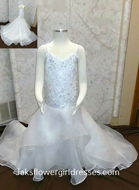 toddler size 3 flower girls dress