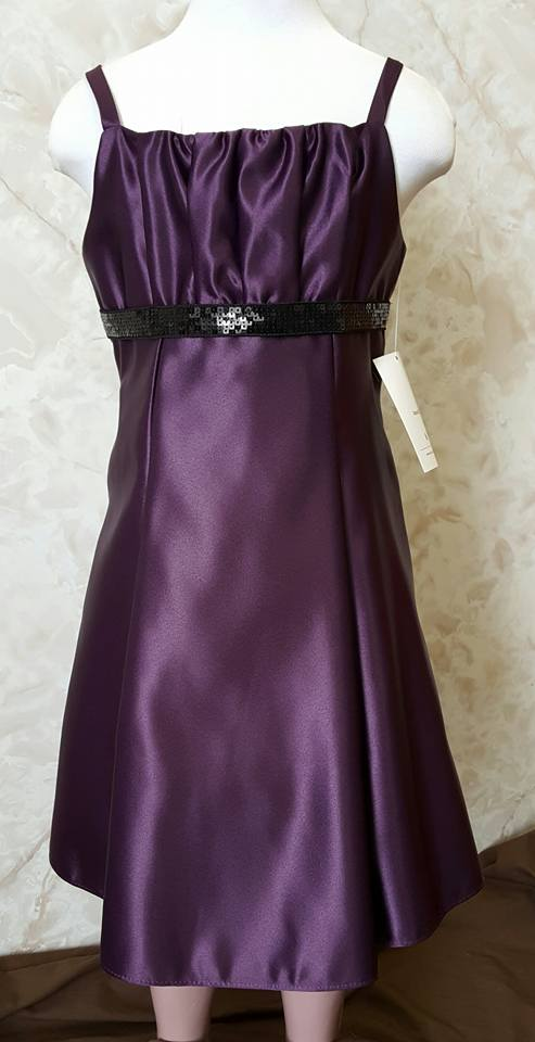 purple dress sale