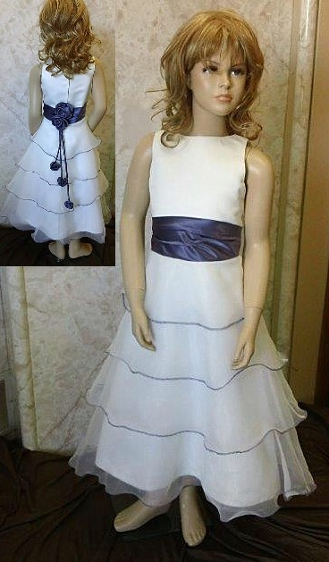 girls organza dresses