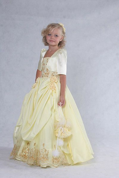 Luxuriant Pageant Dress