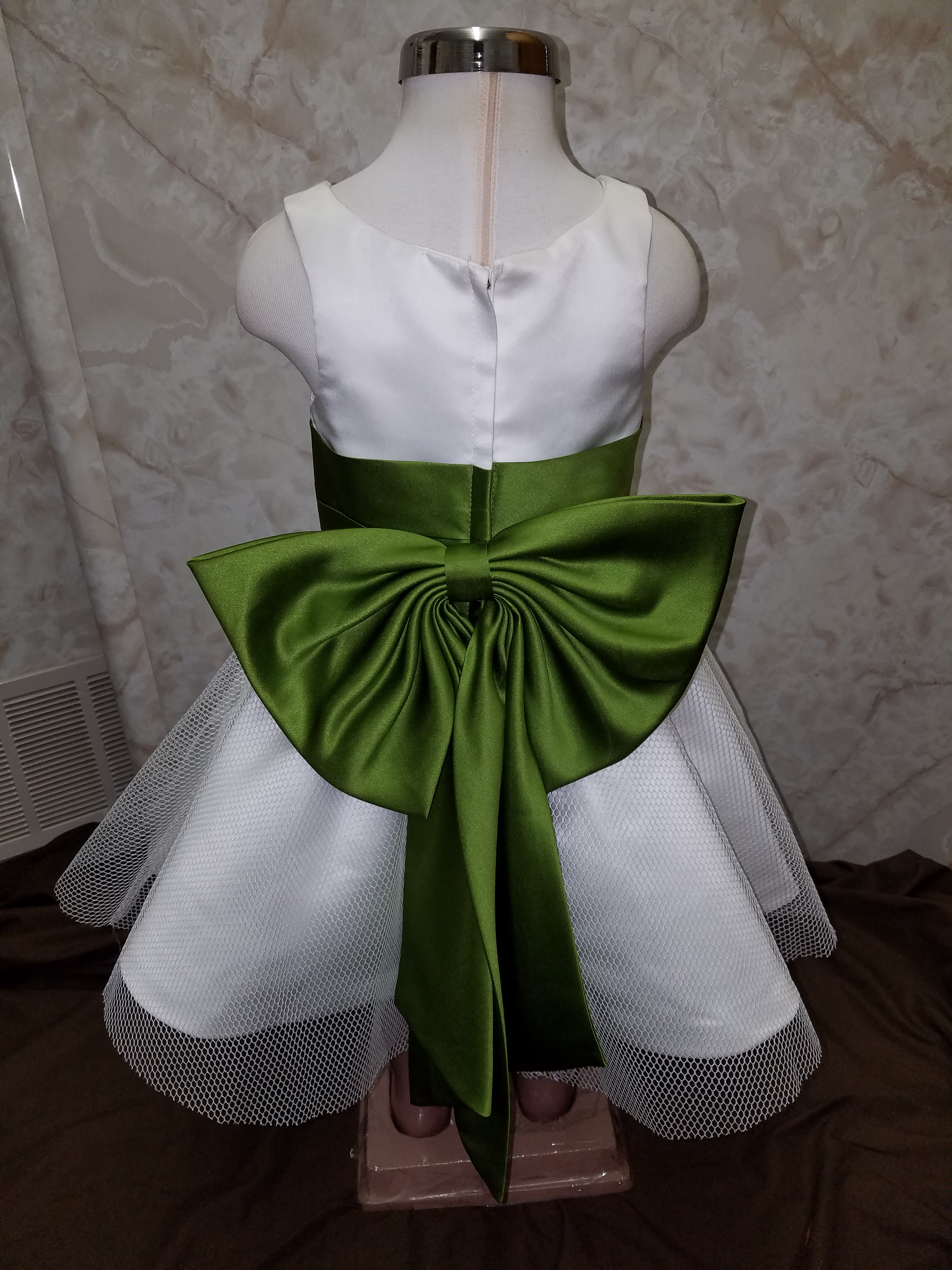 40 dollar flower girl dress