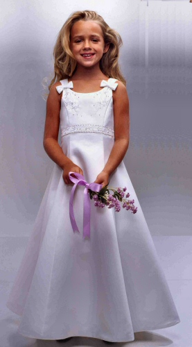 discount communion dress