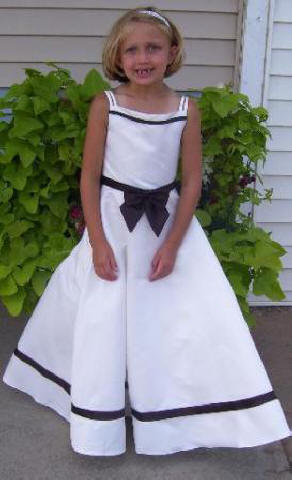 bridesmaid dress jr