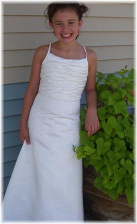 Plus size bridesmaid dresses.
