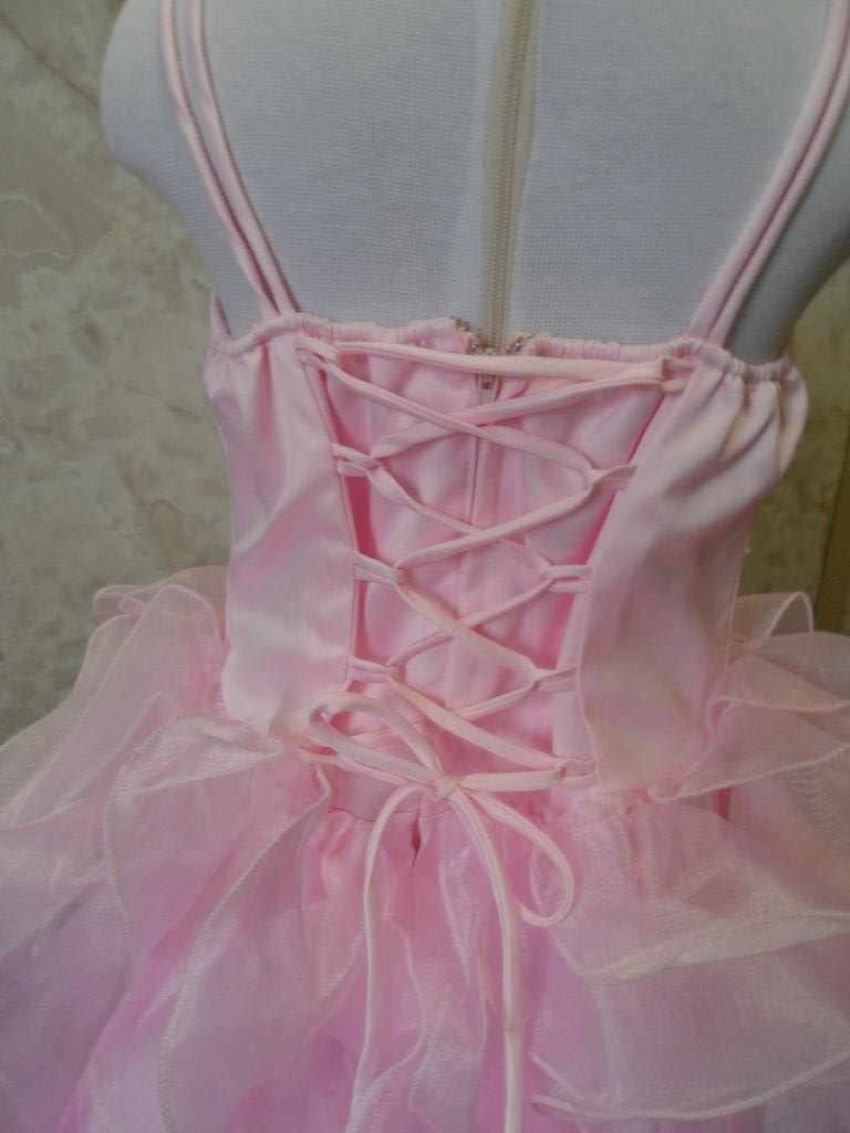 pink formal dresses preteen girls