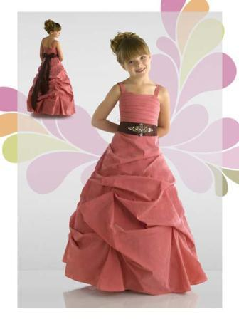 cheap little girl pageant dresses