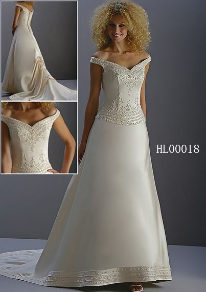 off the shoulder bridal gowns discounted