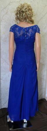 Royal Blue mother of the brides dress