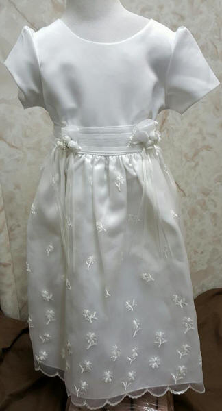 white floral dress sale