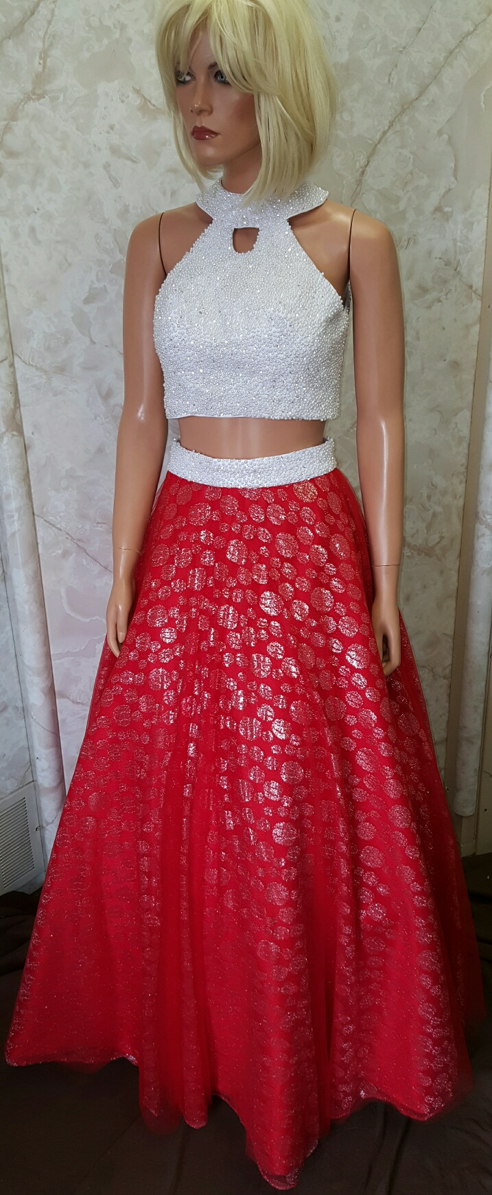 crop top dresses
