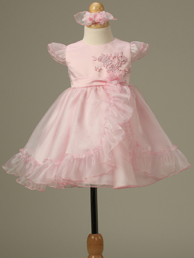 pink baby dress sale