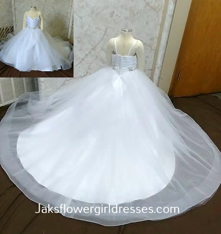 baby girl flower girl dress