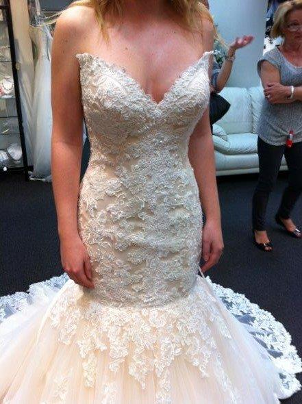 Match my Maggie Sottero Bridal Gown Marianne