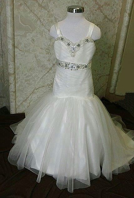 flower girls wedding dress
