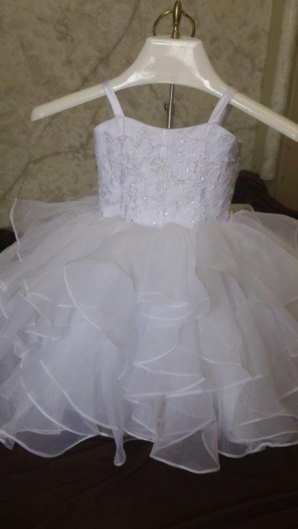 12 month flower girl dress