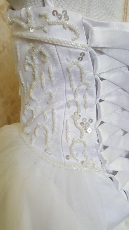 beaded embroidery back