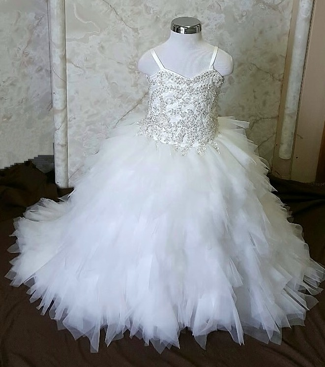 Size 3 toddler flower girl dresses