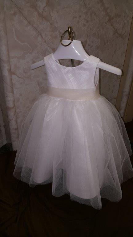 6-12 month flower girl dresses