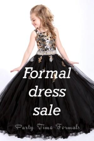 formal dress sale
