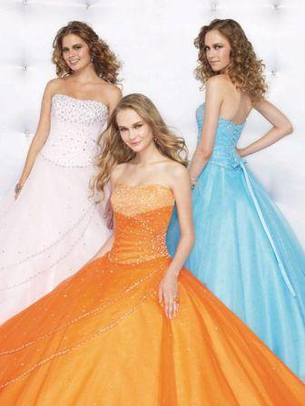 quinceanera ball gown