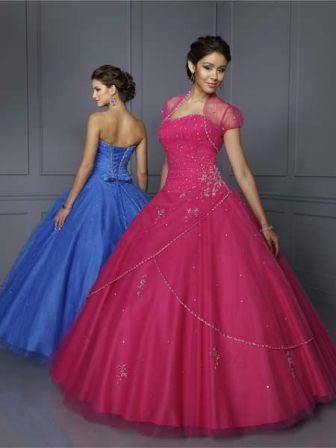 pageant dresses with jacket