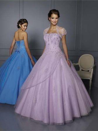 prom pageant dresses with jacket