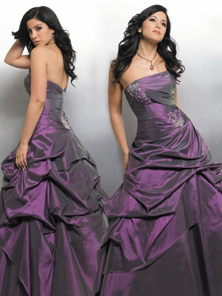 pageant prom dresses