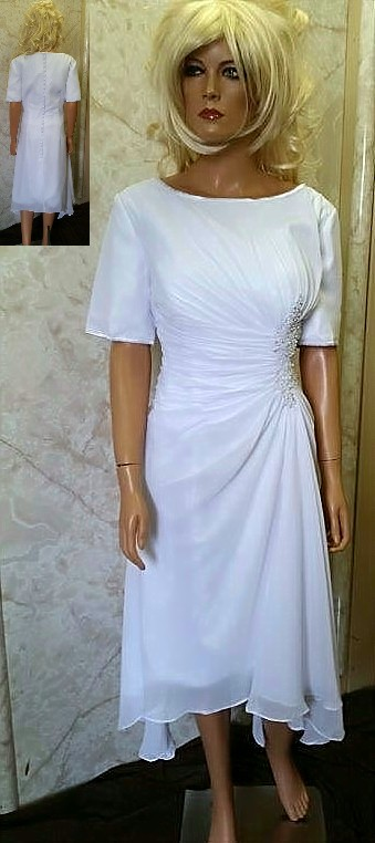 bridal gowns with short sleeves
