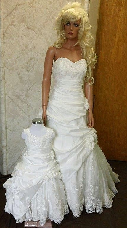 Wedding Dresses Infant 27