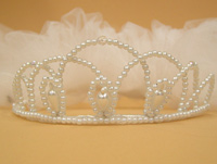 first communion veil - ready to ship