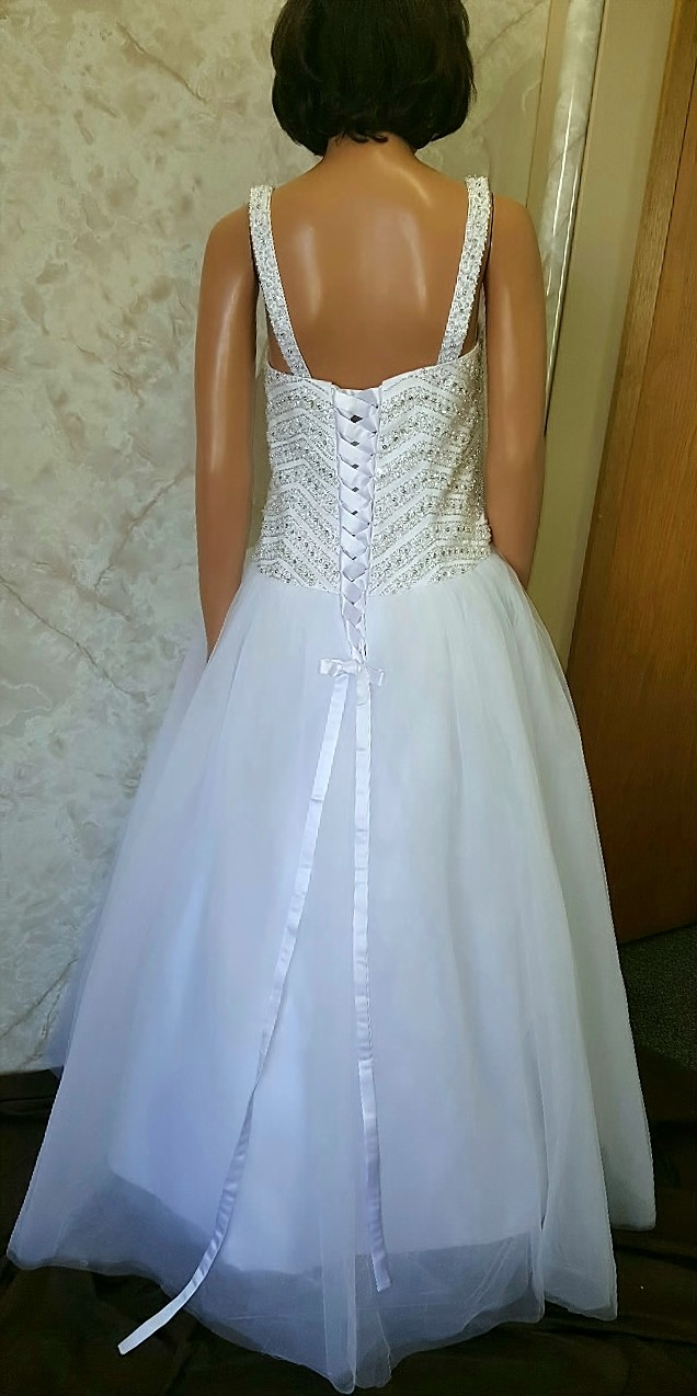 Wedding Reception Long Dresses 70