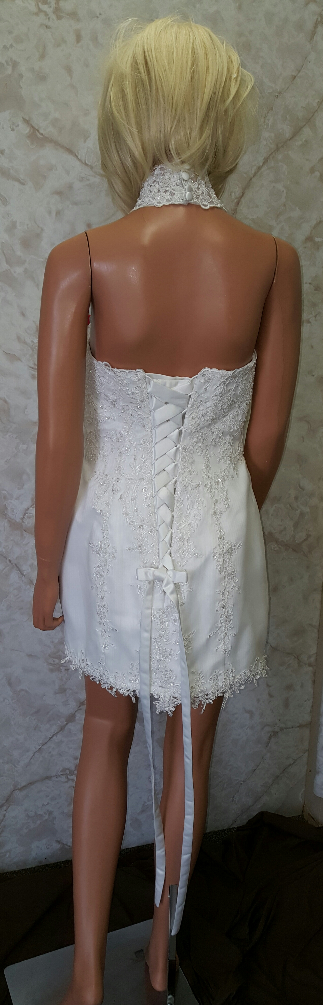 break away wedding dress