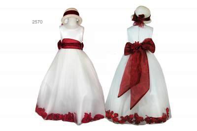 Petal flower girl dresses $40