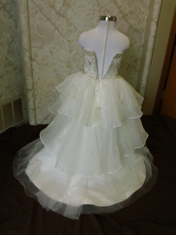 fairytale flower girl dresses
