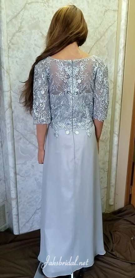 lace mothers dress