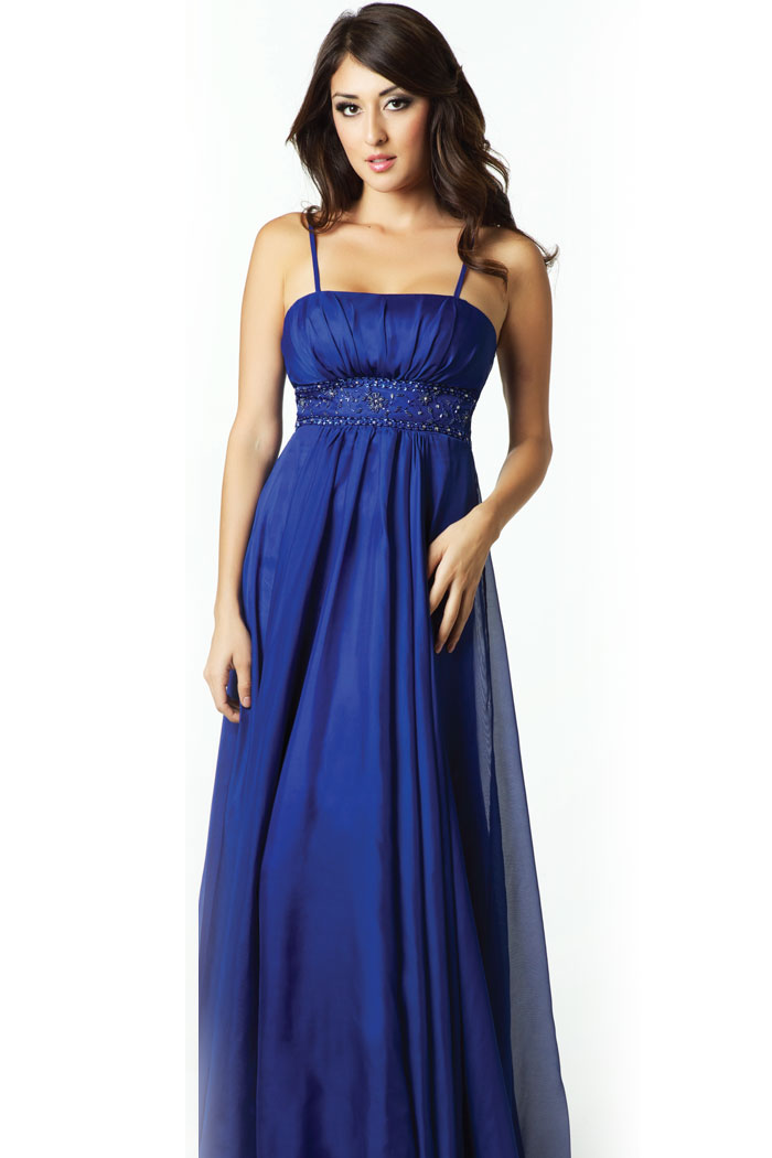 royal blue bridesmaid dress under $120