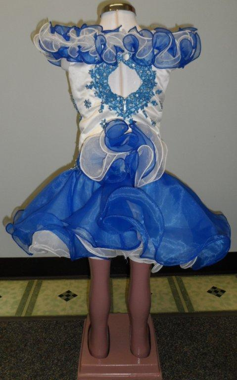 cupcake pageant dresses